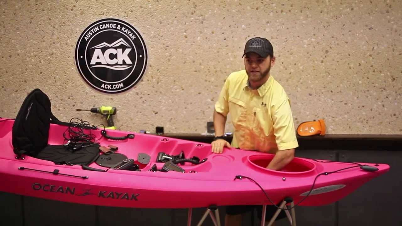 How To Install A Fishfinder On Your Kayak