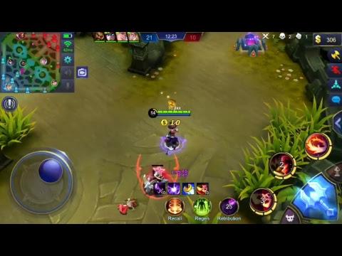 Singapore player Mobile legend live stream