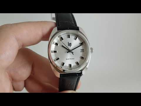 2015 Lip 'Fred Lip 1952' Watch With Lightning Second Hand