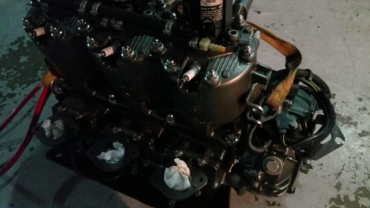 Kawasaki Stx Di