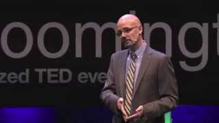 We Need to Talk about Depression: Darryl Neher at TEDxBloomington