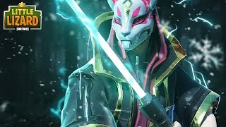 DRIFT BECOMES A JEDI !!! - Fortnite X Star Wars