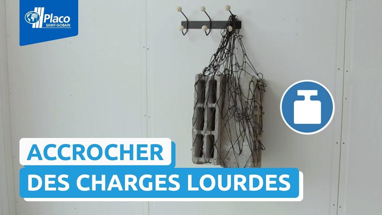 Comment Accrocher Facilement Des Charges Lourdes Choisissez Habito