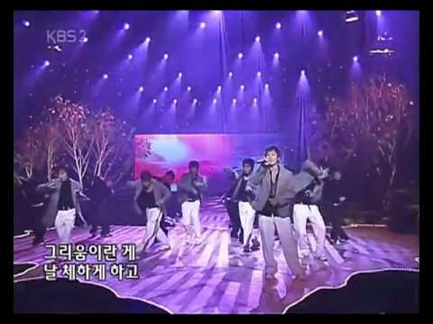 [kpop-shinhwa] Crazy live (7th album)