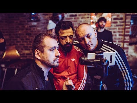 "Samsung Galaxy S10+: Making Of zu ""Karte brennt"" mit Rooz Lee, Olexesh & Daniel Zlotin on YouTube"
