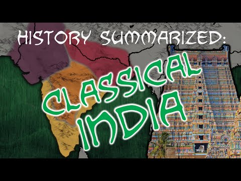 History Summarized: Classical India