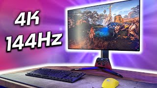 Is 4K Gaming FINALLY Worth It? - LG GN950 144hz Gaming Monitor Review! (HDR)