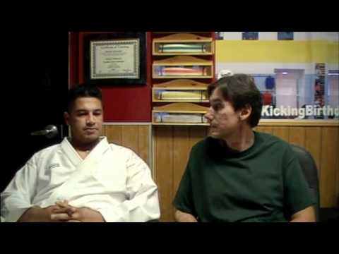 Glen Dance karate.mov