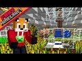Minecraft | GIANT AUTOMATIC WHEAT FARM | Foxy's Bedrock Survival [31]