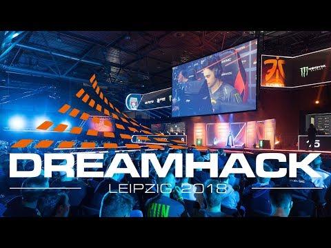 Dreamhack Leipzig 2018