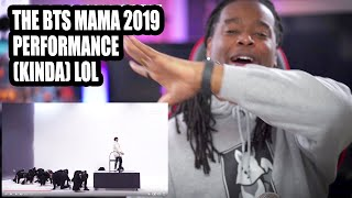 BTS | 2019 MMA 'Dionysus' | Intro Performance Dance Practice | REACTION!!!