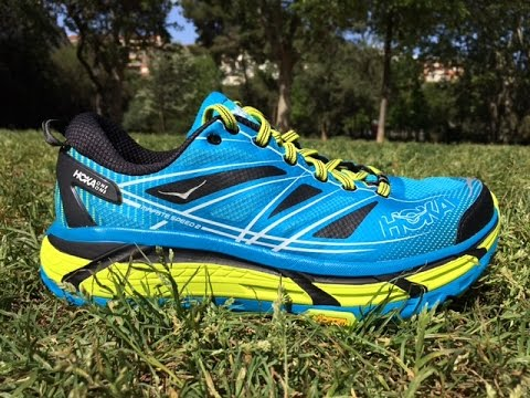 buy popular 2b732 b8364 Hoka One One Mafate Speed 2 Preview
