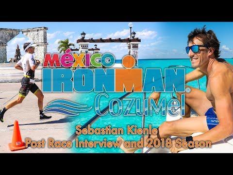 Sebastian Kienle Race Recap, Course Advice, & Kona 2018 || Ironman Cozumel Part 3
