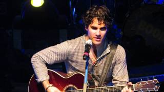 Darren Criss - Bring It On Home To Me (Sam Cooke cover) - Silver Spring (6/30/13)