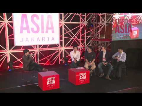 [Startup Asia Jakarta 2014] Discussion: Why Localized Products Thrive in Indonesia
