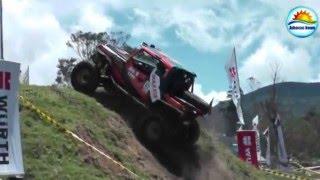 Jeep mud race in Nuwara eliya