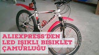 Aliexpress Bisiklet Çamurluğu