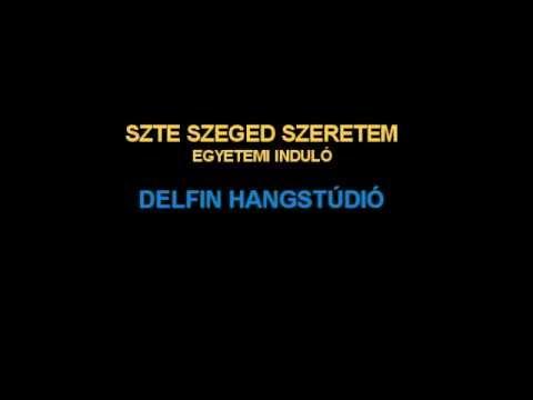 SZTE SZEGED SZERETEM - Delfin Hangstúdió Tel: 06-70-459-4862