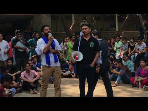 OBC Student Dropout - TISS Strike