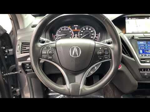 2017 Acura MDX Libertyville, Arlington Heights, Glenview, Waukegan, Kenosha, WI ZP1079