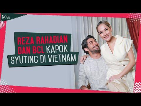 Keseruan BCL Dan Reza Rahadian Saat Syuting Film My Stupid Boss 2,  Ngakak Terus!