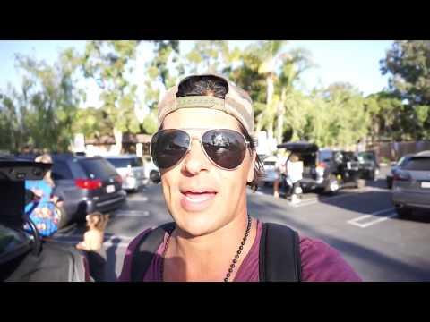 Week-end a Santa Barbara Vlog#37 Americano