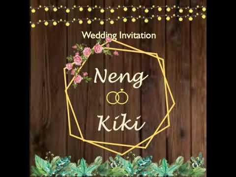 Video Wedding Invitation Gratis
