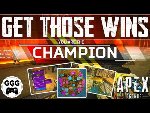 How To Get BETTER LOOT & Win MORE Games (Apex Legends Tips & Tricks)