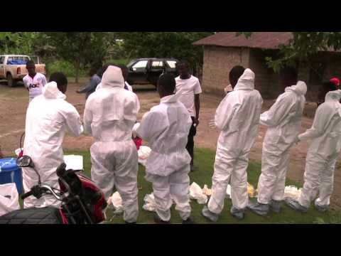 David Nabarro on Ebola - UN News Centre interview