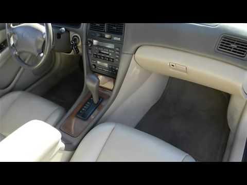 1999 Lexus Es 300 Keyes Lexus Van Nuys Ca 91401 Youtube