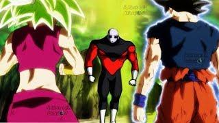 Dragon Ball Super Episode 116 : Jiren Intervenes In The Fight Between Goku And Kefla?!