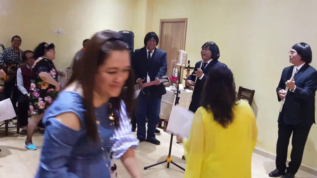 KSA Beatles Presentation in Oman MEP 2017