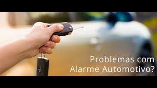 Alarme de moto disparando com a moto em movimento - Solução