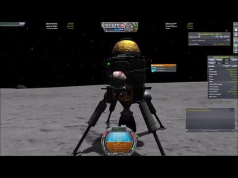Qdo playing Kerbal Space Program 1.1.2 in fast forward  #1