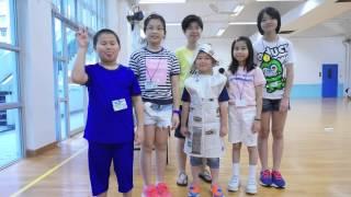 2015 Running Kids 暑期樂園 Clip 1