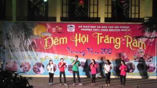 Ánh trăng trẻ thơ - Trung thu THPT Trần Nguyên Hãn HP - 2015