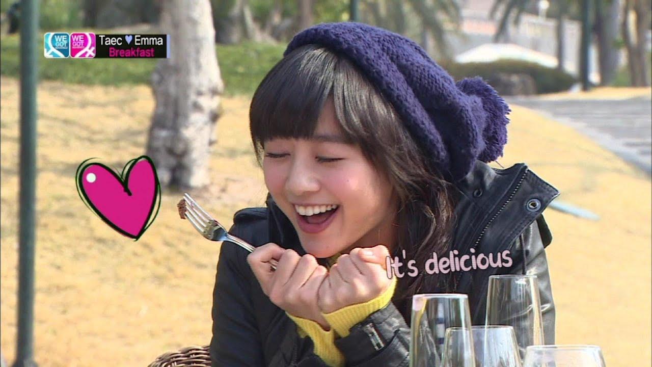Taecyeon emma társkereső