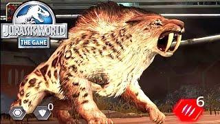 新生種【スマイロドン】かっこよすぎヤバイwww #Ep93 ギガのJWTG jurassic world the game 実況 恐竜