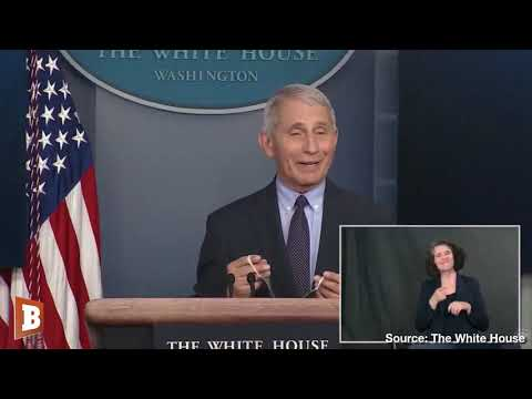GENOCIDE Dr. Fauci Admits Feeling Liberated Under Joe Biden's Administration