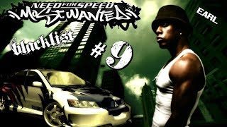 Let´s Play Need For Speed Most Wanted 2005 - Only Blacklists - Blacklist #9 - Earl !