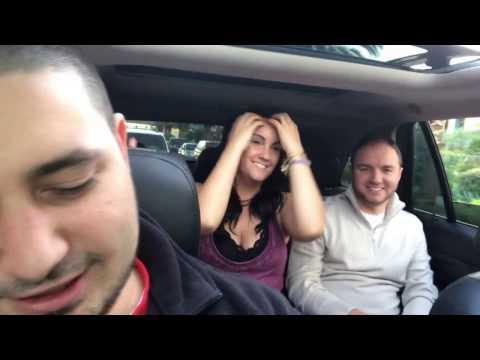 Uber Karaoke - With Danger Dave #1