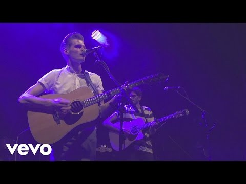Hudson Taylor - Chasing Rubies (Live at the Electric Ballroom)
