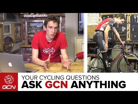 How Do I Avoid Saddle Discomfort? | Ask GCN Anything About Cycling