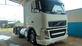 Por dentro do Volvo FH440