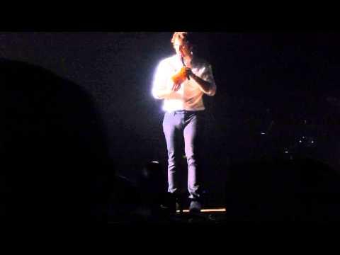 Josh Groban - Getting Gifts (Cat) - 03.06.2013 CCH Hamburg