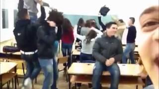 The Harlem Shake - Gjimnazi Diber IV-1 ( Part 2 )