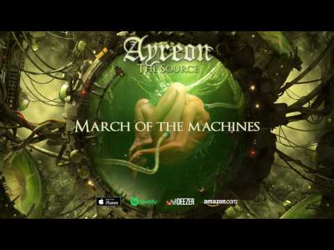 Ayreon - March Of The Machines (The Source) 2017