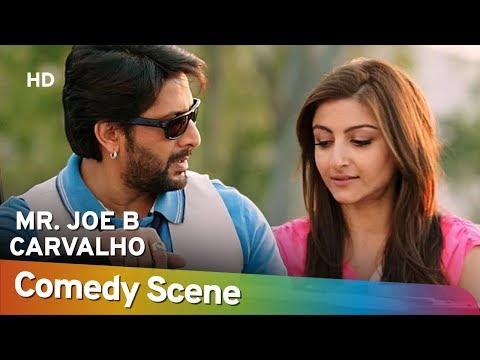 Mr Joe B. Carvalho - Arshad Warsi - Soha Ali Khan - Hit Comedy Scene - Shemaroo Bollywood Comedy