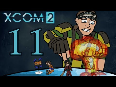 XCOM 2: Mission 4 Operation Wolf Queen | Part 11 | Ark Thompson Plays