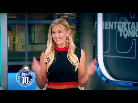 Nancy O'Dell Looks Back At Her Years On 'Entertainment Tonight'  Studio 10